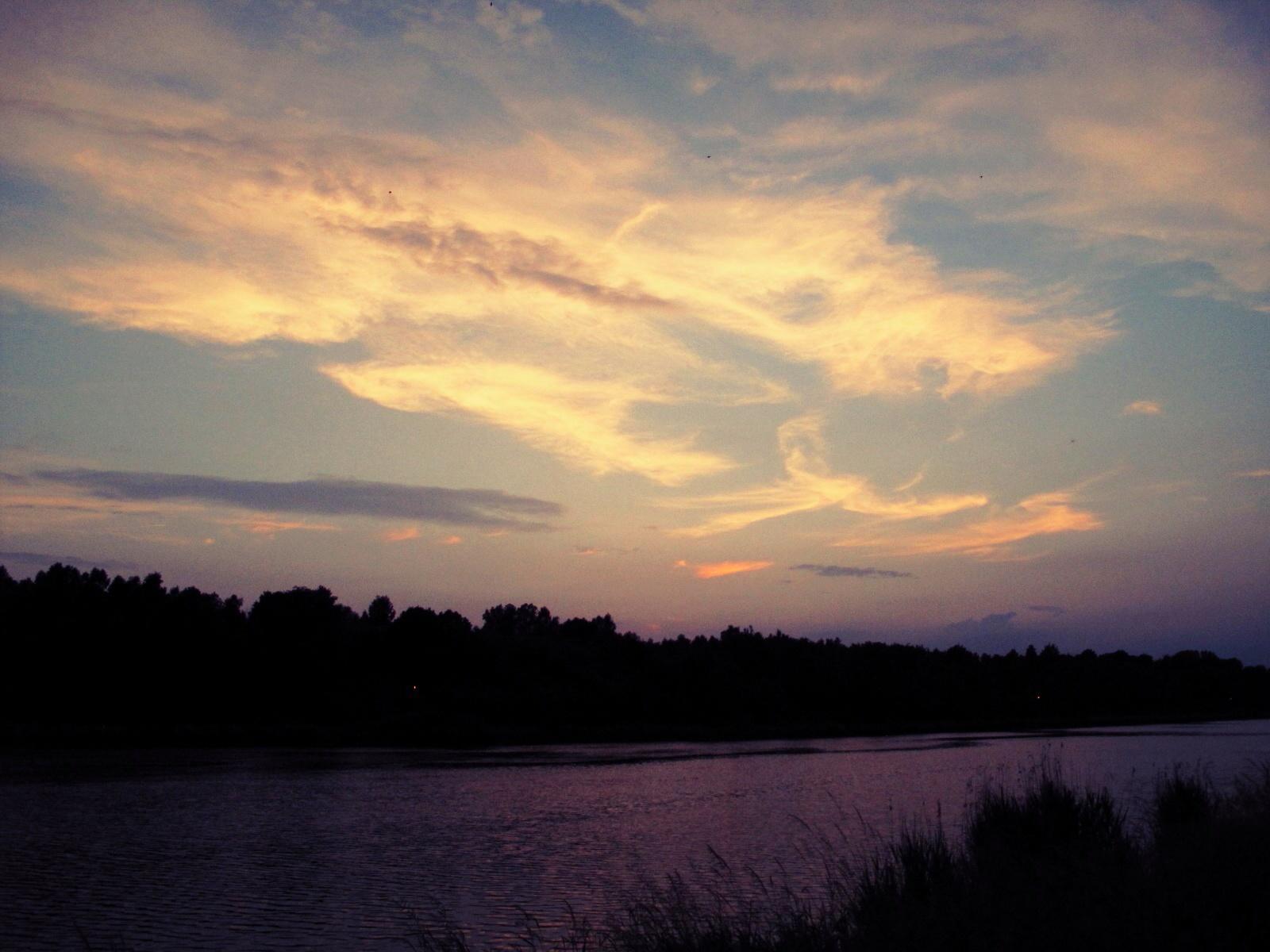 Sunset Bornholt