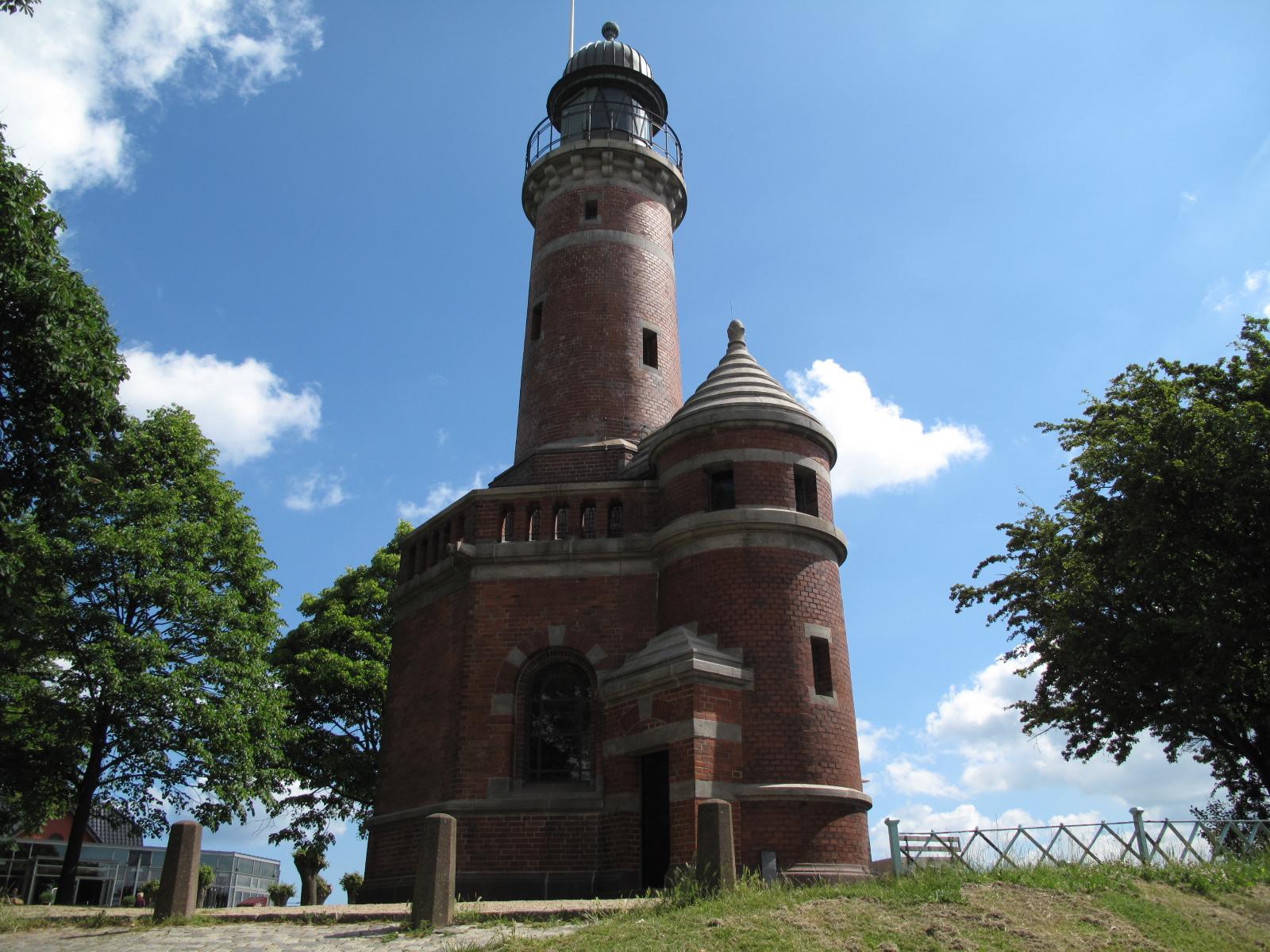 Leuchturm Holtenau