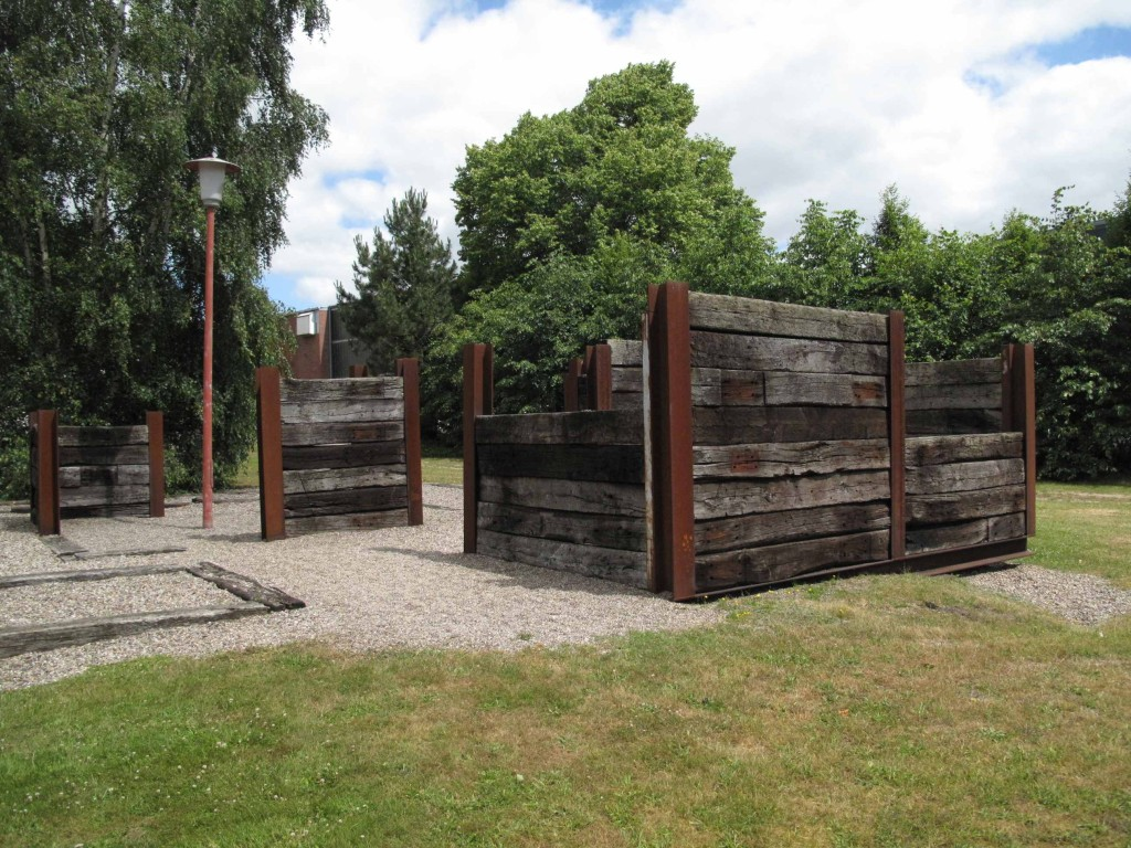 Ein Denkmal für Lili Marleen