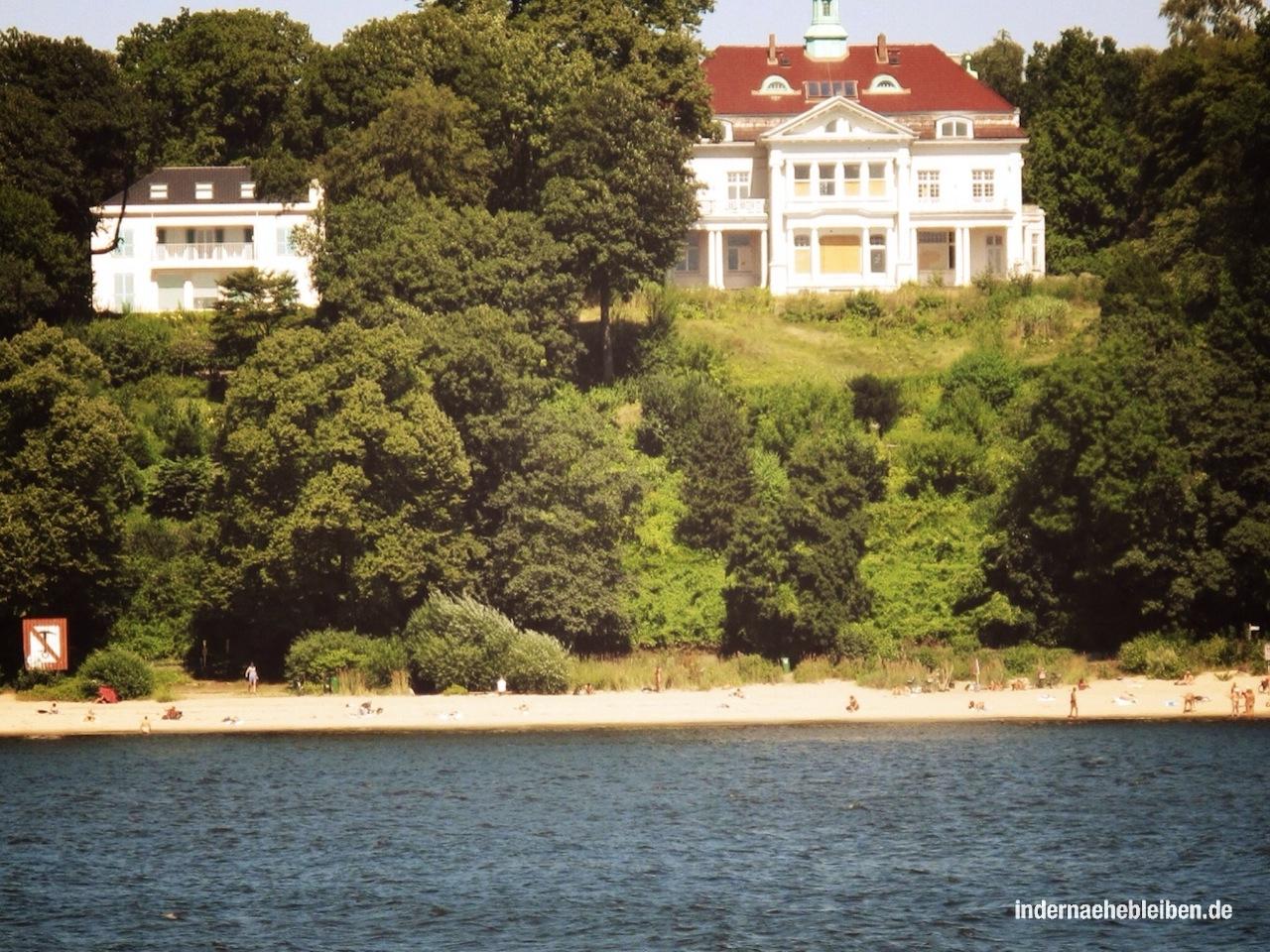 Blick vom Bubendey-Ufer