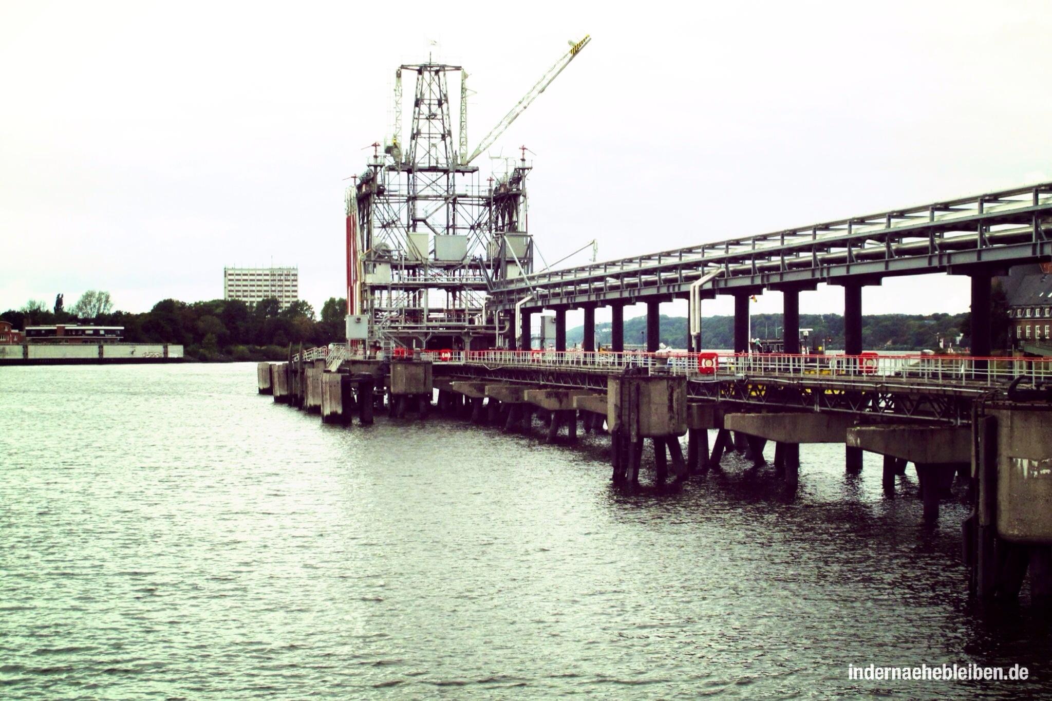 Petroleumhafen Hamburg