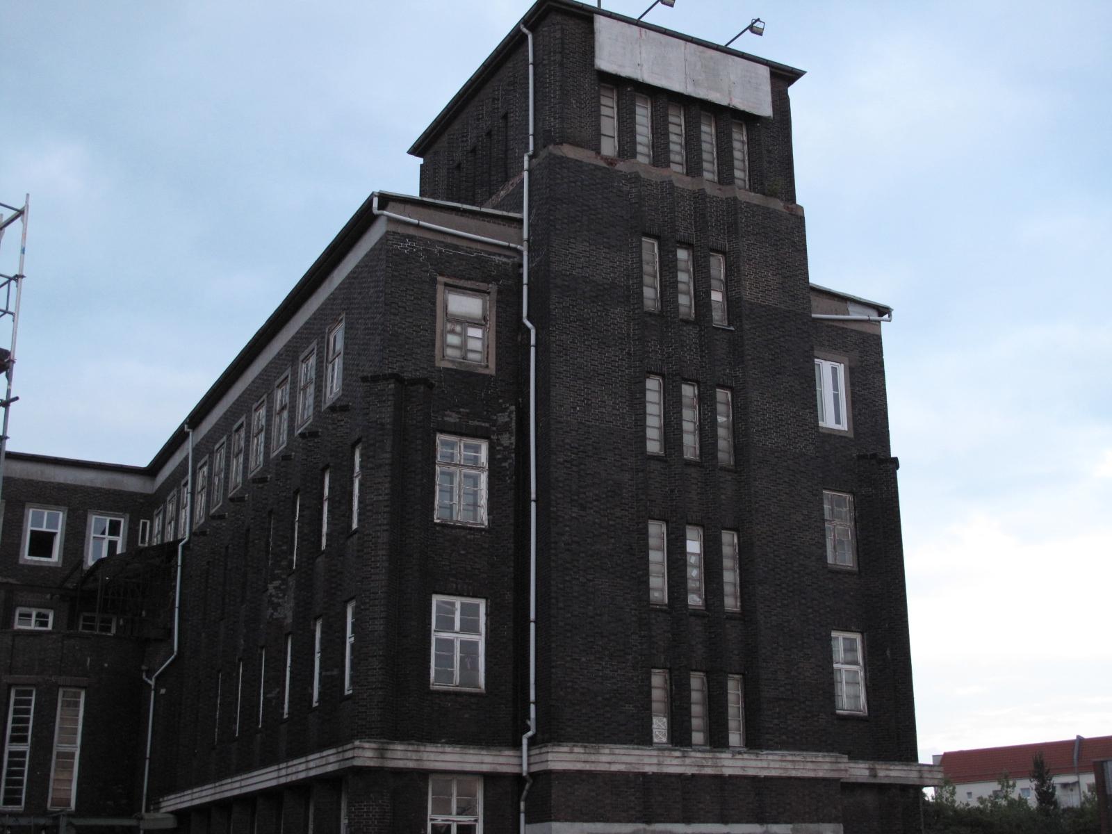 Brandshof Rothenburgsort