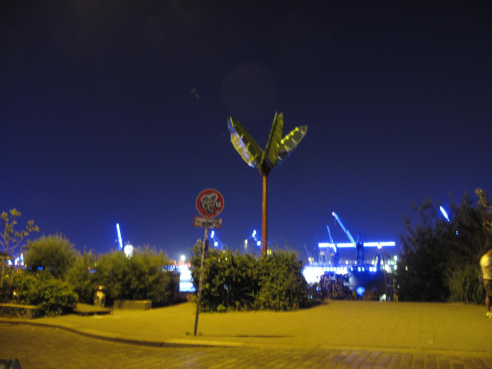 Blue Port Park Fiction