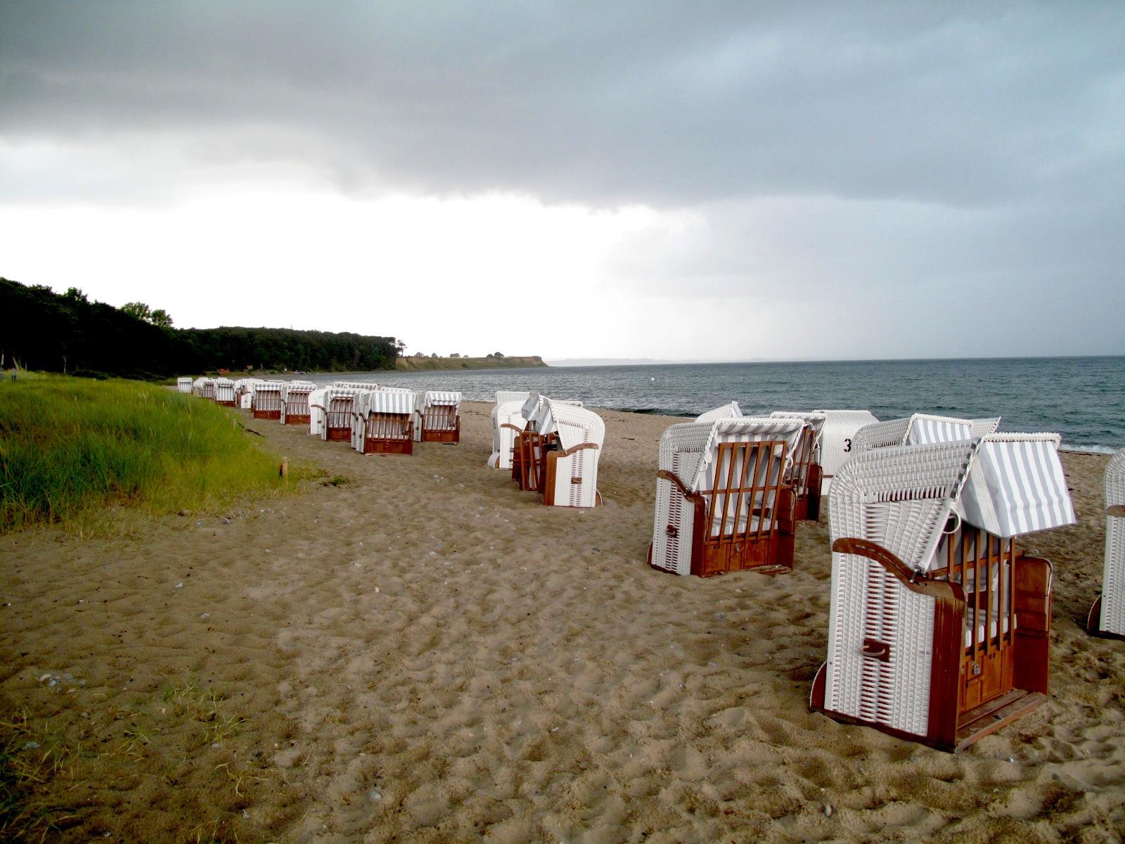 Strandkörbe Weissenhaus