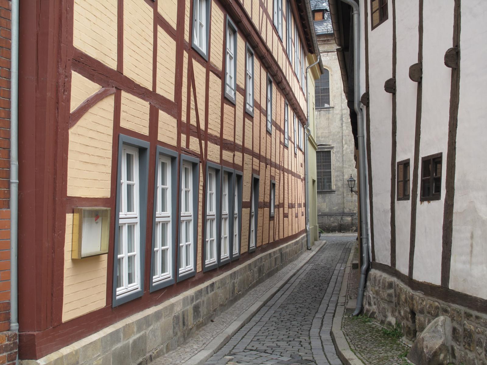 QuedlinburgWinkelgasse