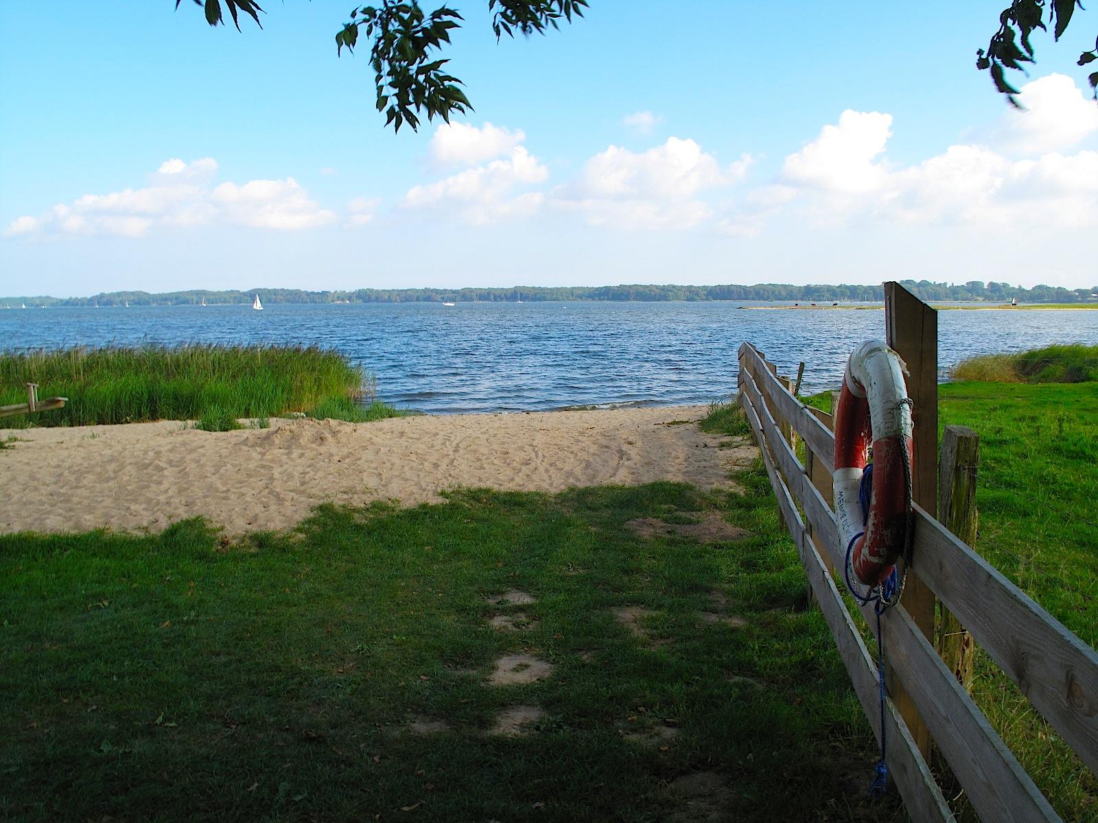 Badestelle Ulsnis