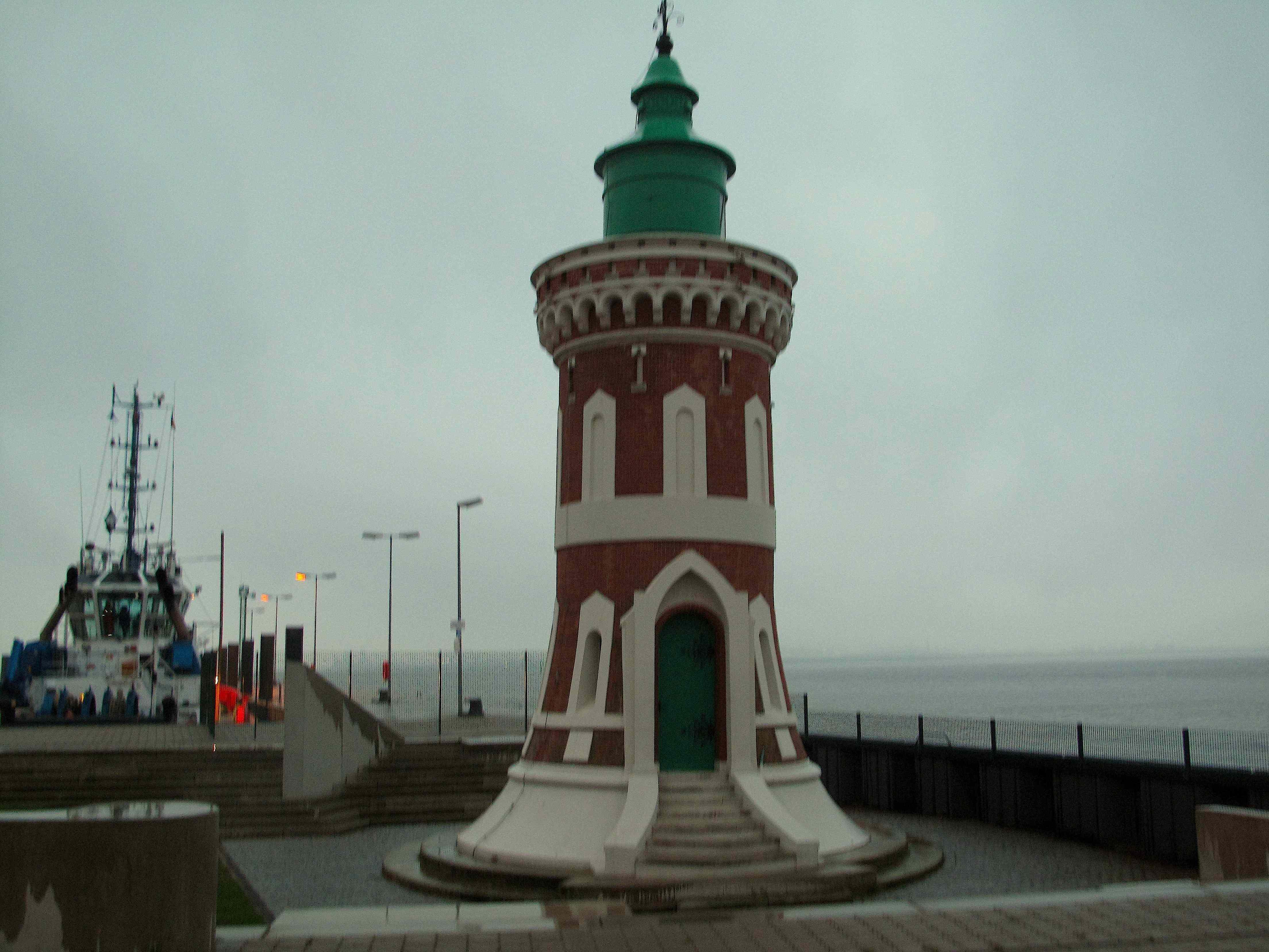 Pingelturm Bremerhaven