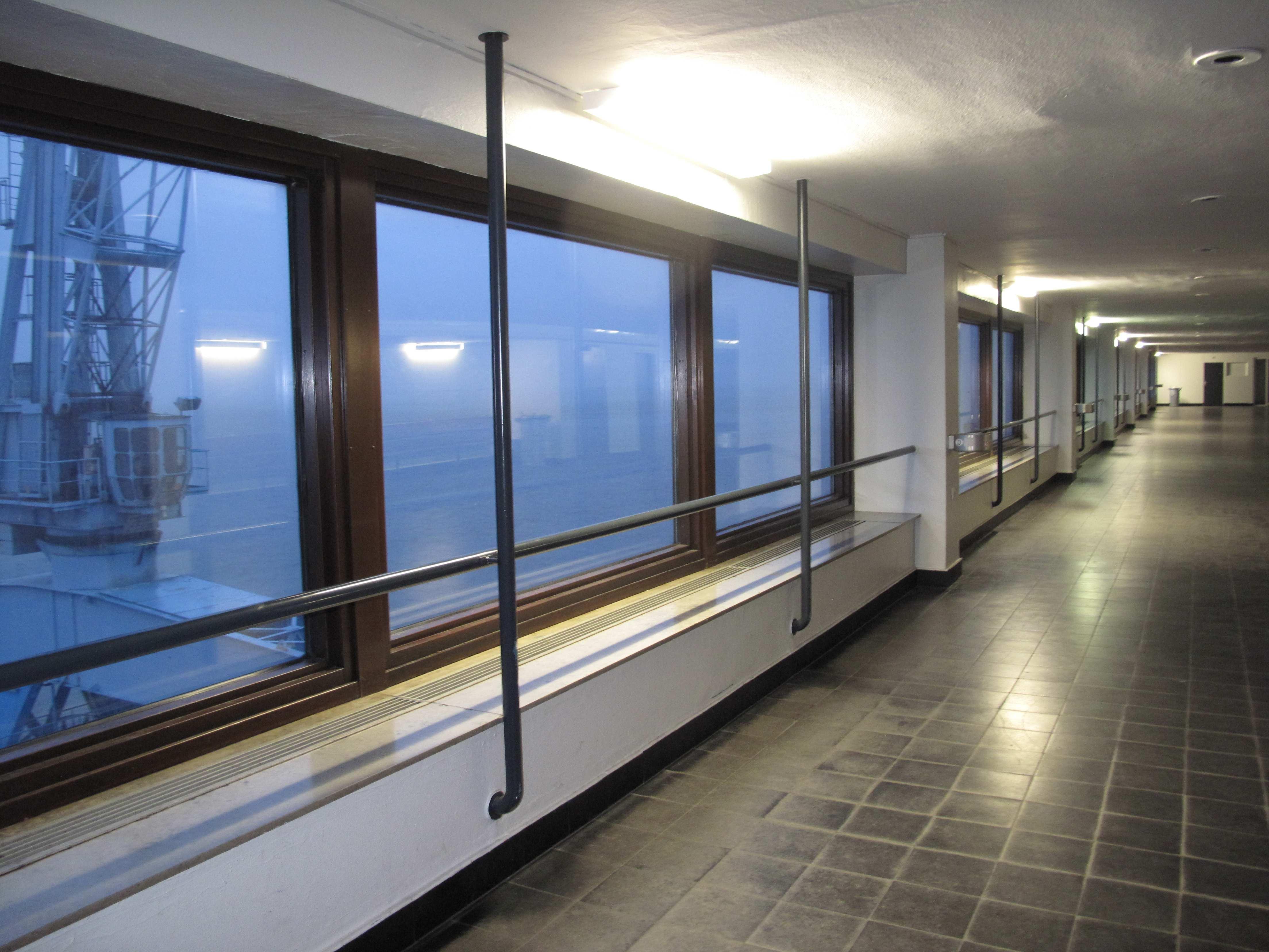 Besuchergalerie Bremerhaven