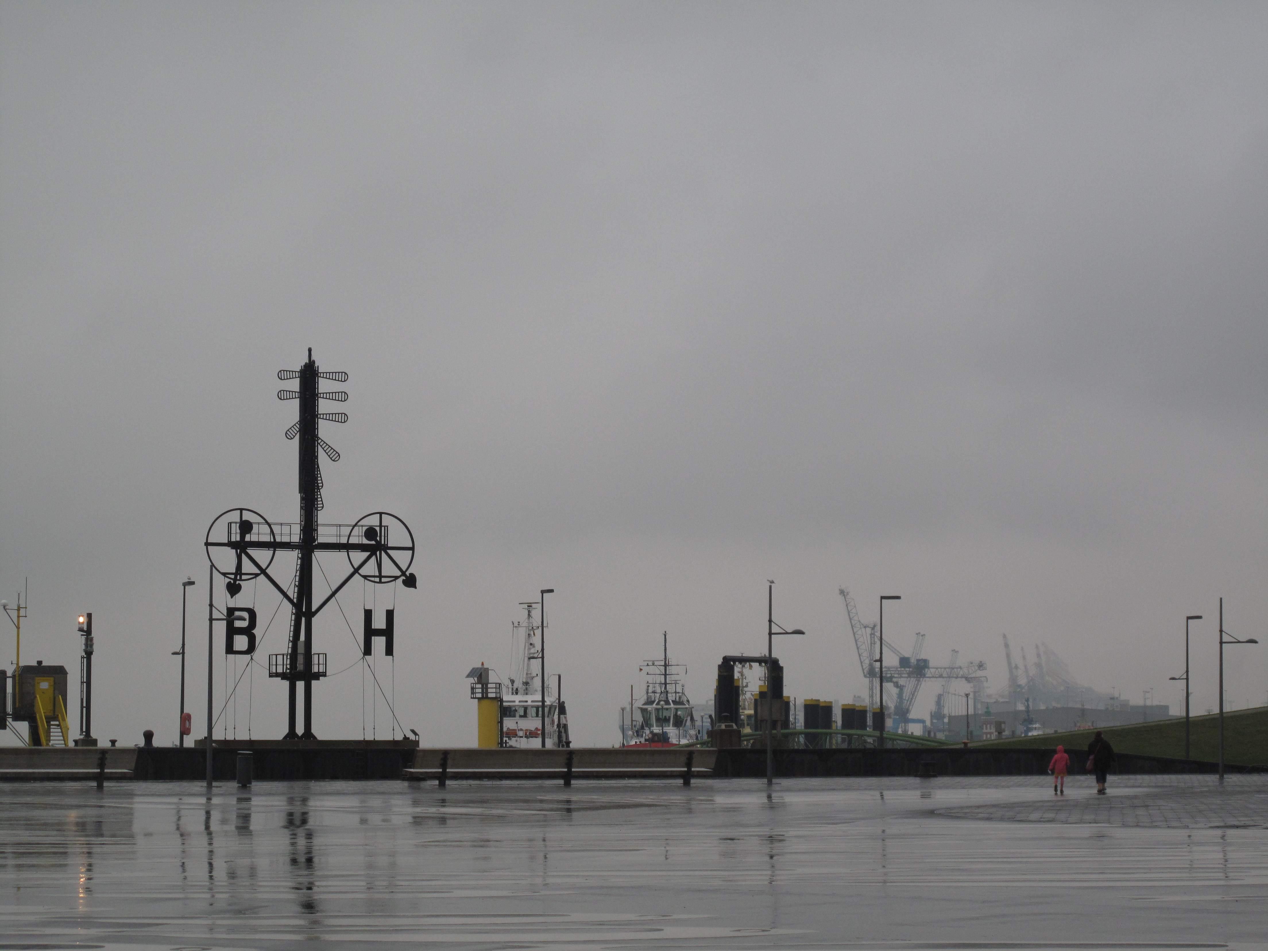 Schleuse Bremerhaven Havenwelten