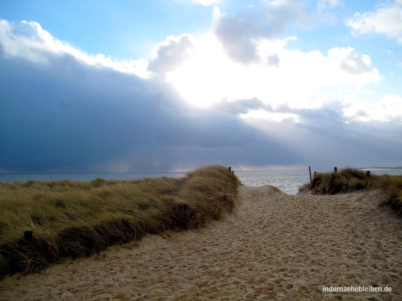 Strandweg Ellenbogen