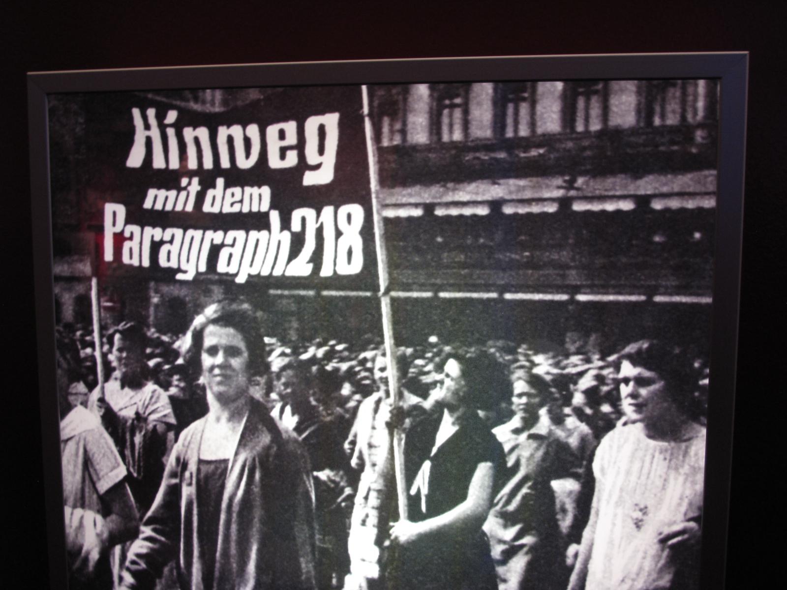 Als es noch keine Mütterorden gab:  Suffragetten in Hamburg