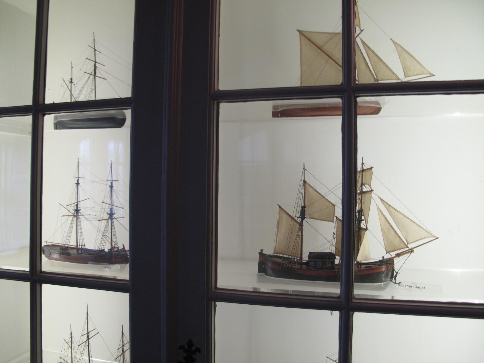 Modellschiffe
